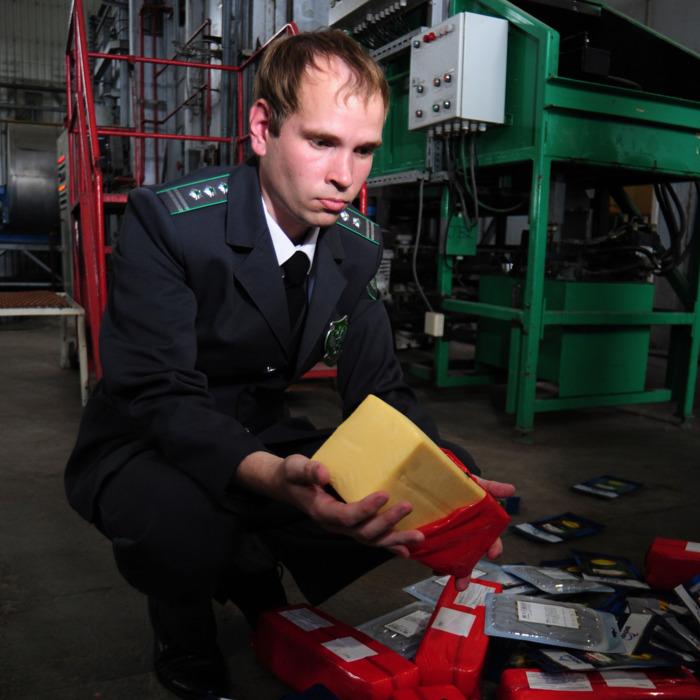 http://www.grubstreet.com/2015/08/illegal-cheese-russia.html Contraband. Photo: Sergey Nikolaev/NurPhoto –
